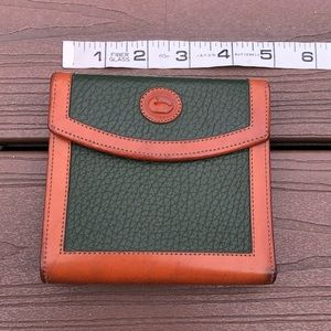 Dooney & Bourke Bags - Dooney & Bourke Trifold Wallet and Coin Purse